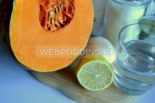Рецепт вертуты с тыквой с фото