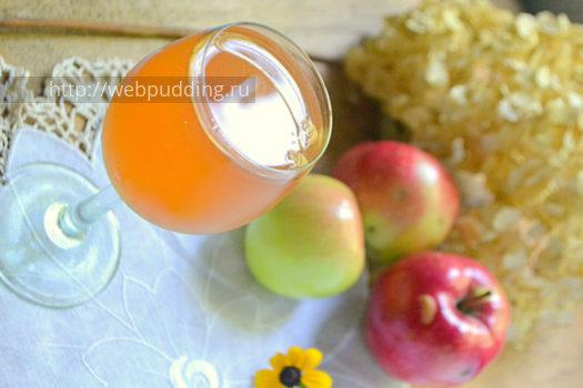 Как приготовить яблочный сидр в домашних условиях