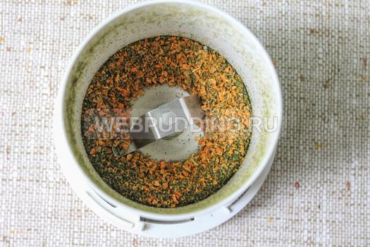 Как сделать приправу для риса