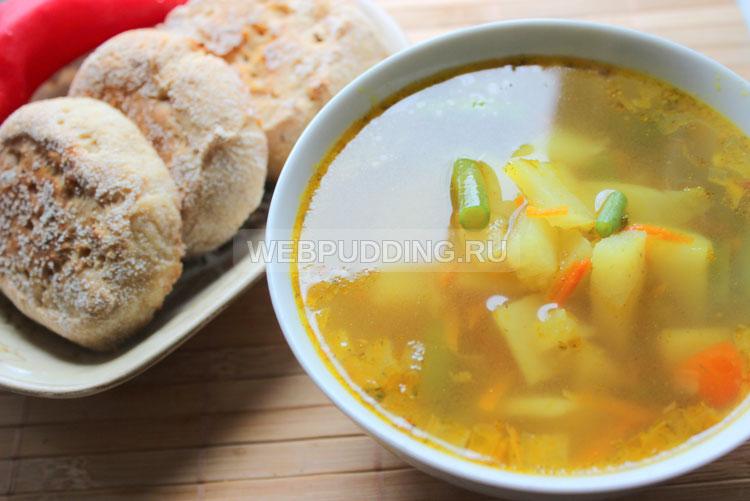 Суп легкий рецепт