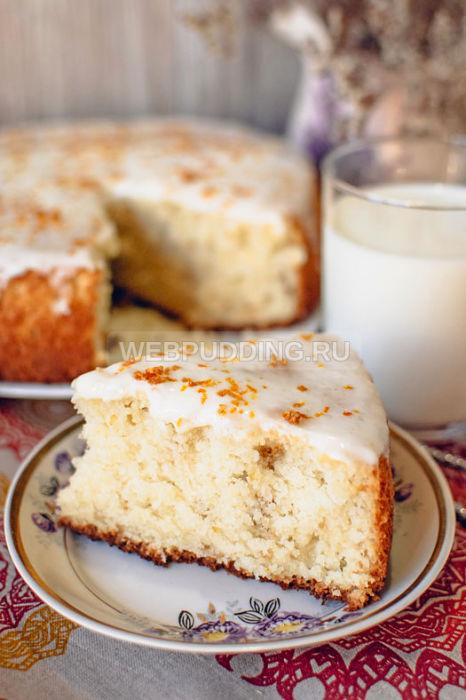 Манник на молоке без муки рецепт классический пошаговый рецепт с фото