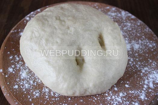 Как сделать тесто на пирожки с капустой