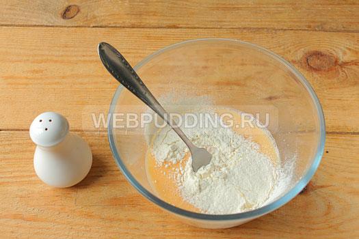 Крабовые палочки в сырном кляре рецепт пошагово