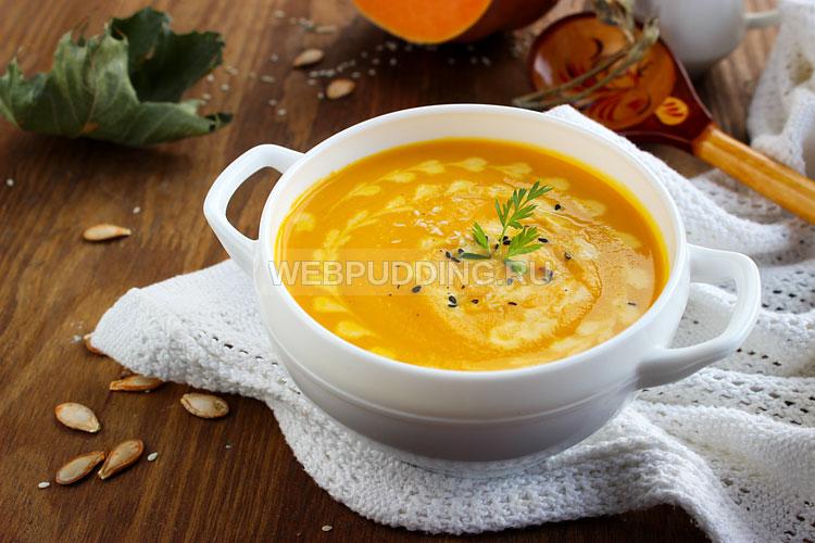 Простыеы супы пюре