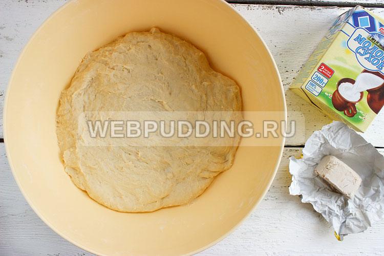 Пироги как пух на молоке рецепт с