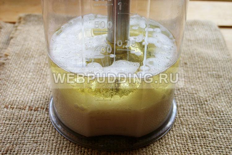 Майонез в домашних условиях блендером пошаговый рецепт