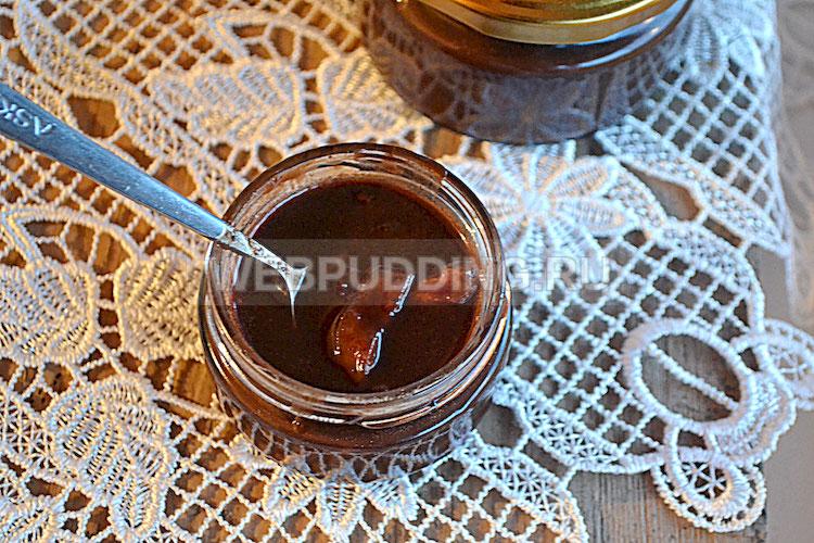 Грушевое варенье с шоколадом рецепт с фото
