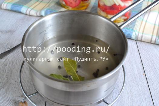 Салат из помидоров с луком на зиму - рецепт с фото, Как приготовить на