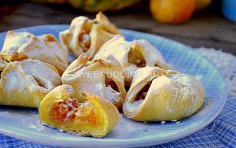Яблочные слойки. Яблоки в конвертах