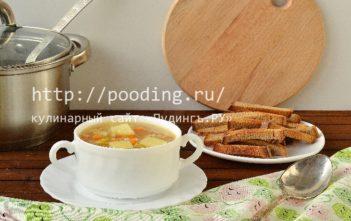 Суп из порея