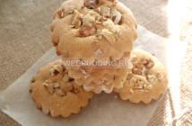 Медовые пряники с орехами
