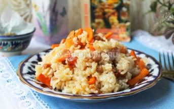 Сладкий рис