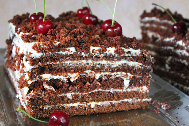 Картинки по запросу Торт «Шоколад на кипятке»