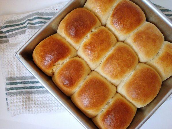 Быстрые сладкие булочки рецепт с фото