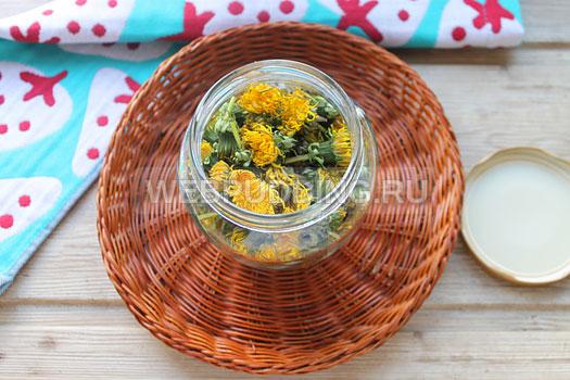 Maslo-iz-cvetkov-oduvanchika-3
