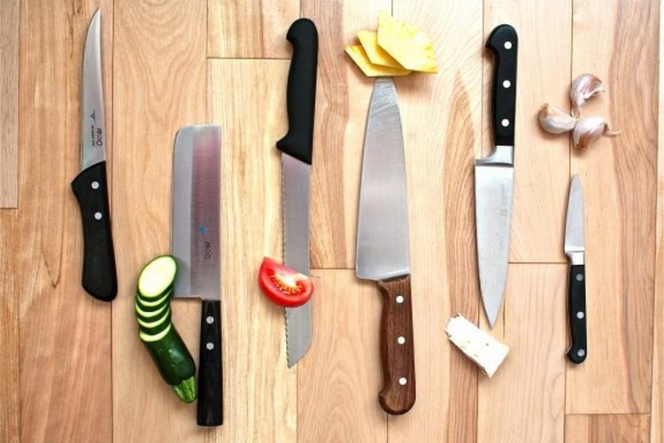 как правильно выбрать нож для кухни приготовить