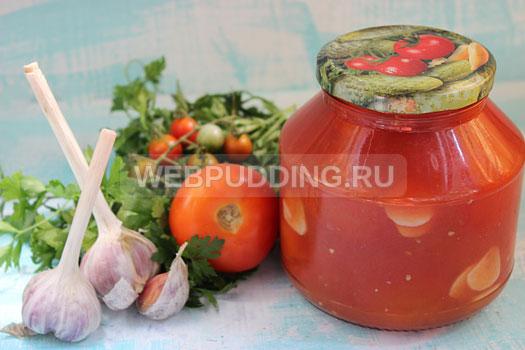 pomidory-v-sobstvennom-soku-s-chesnokom-na-zimu-10
