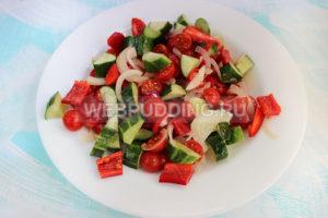grecheskij-salat-s-brynzoj-7