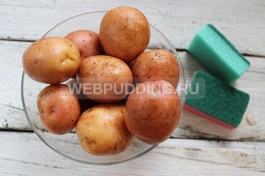 Как сделать чтобы картошка не была сухой 173