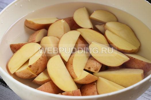 Как сделать чтобы картошка не была сухой 878
