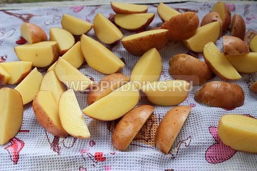 Как сделать чтобы картошка не была сухой 740