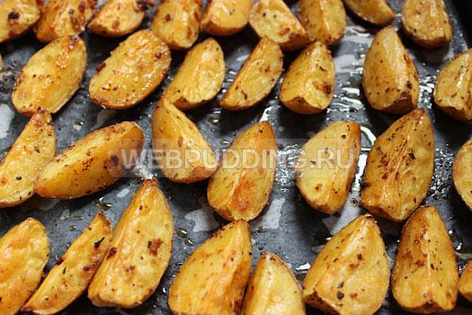 Как сделать чтобы картошка не была сухой 264