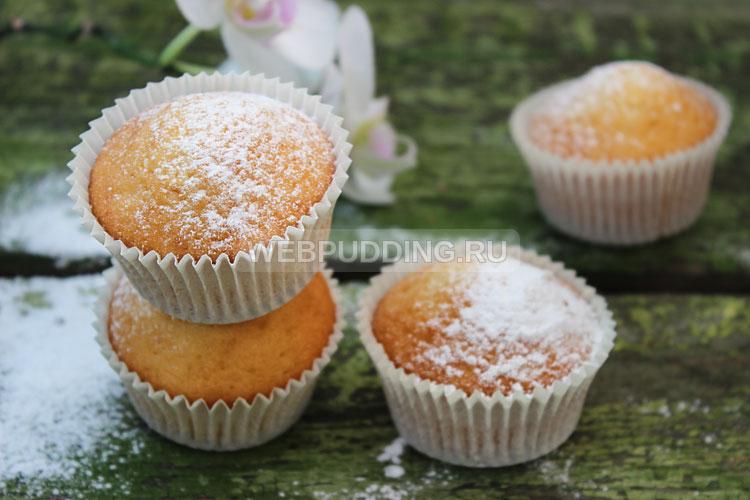 Кекс без сливочного масла рецепт с фото пошагово - 1000.menu | 500x750