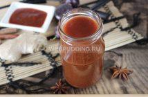 Китайский сливовый соус на зиму