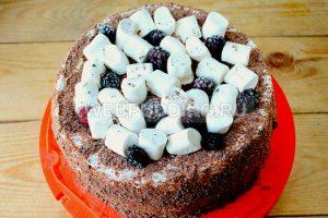 biskvitnyy-tort-s-medom-i-marshmellou-19
