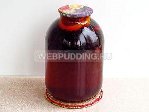 kompot-iz-chernoplodnoj-ryabiny-s-apelsinom-7