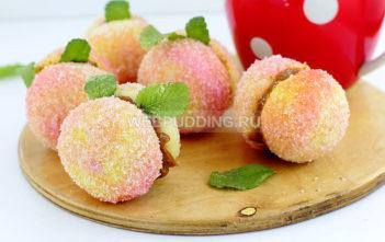 Печенье «Персики»