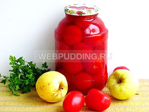 pomidory-konservirovannye-v-yablochnom-soke-10