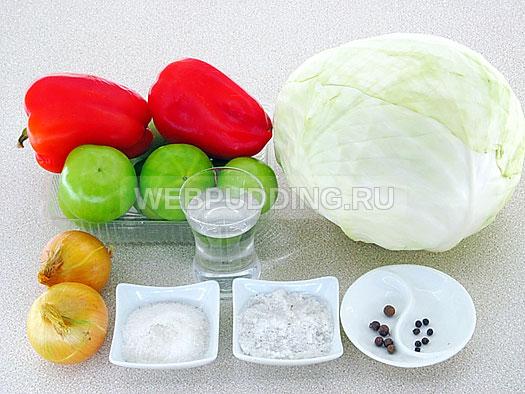 salat-iz-zelyonyh-pomidorov-s-kapustoj-1