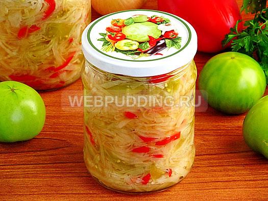 salat-iz-zelyonyh-pomidorov-s-kapustoj12