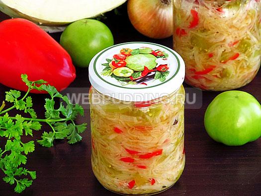 salat-iz-zelyonyh-pomidorov-s-kapustoj13