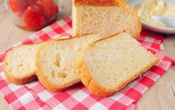 Хлеб в мультиварке на рассоле