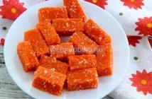Мармелад из тыквы