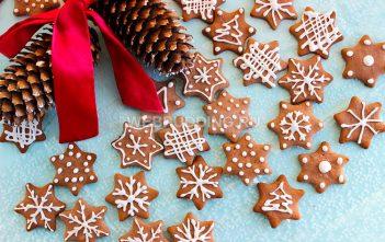 Новогоднее печенье с айсингом