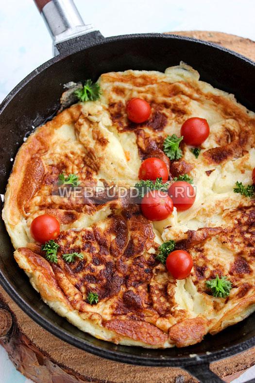 omlet-na-skovorode-s-molokom-12