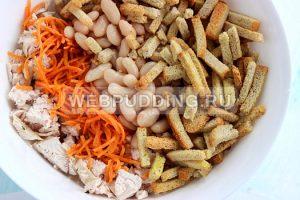 salat-s-fasolyu-i-suharikami-4