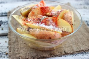 kartofel po derevenski v mikrovolnovke 2