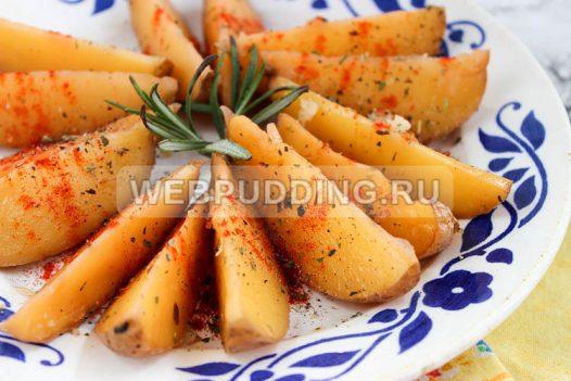 kartofel po derevenski v mikrovolnovke 7