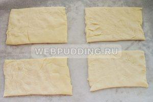 sloenye pirozhki s yablokami 2
