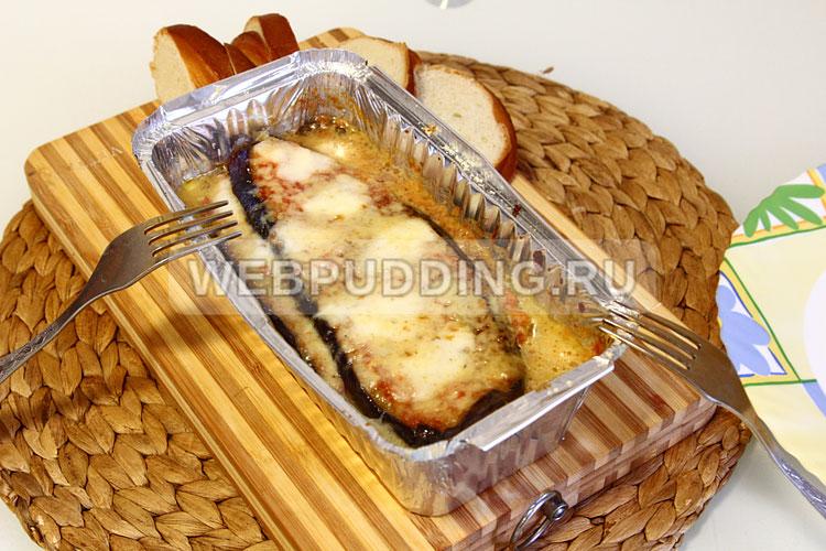 Баклажаны с сыром по-итальянски