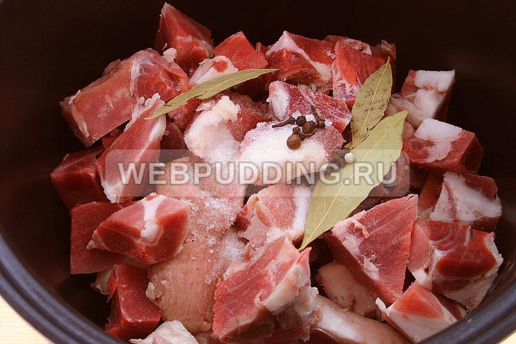 Как приготовить тушенку из свинины