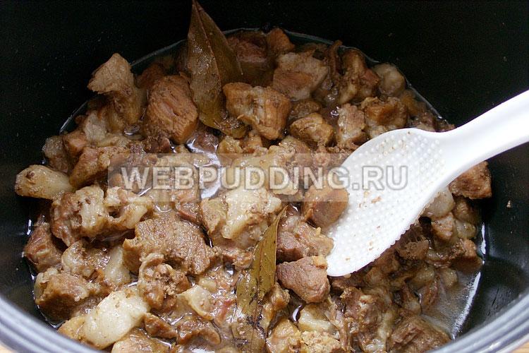 Блюда из козлятины рецепты с фото