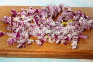 salat s pechenyu treski bez majoneza 2