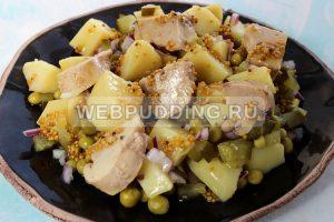 salat s pechenyu treski bez majoneza 6