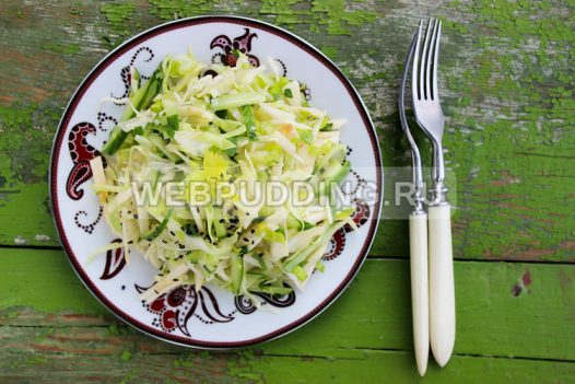 salat s seldereem i yablokom 9
