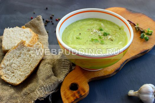 sup iz zelenogo goroshka s myatoj 7